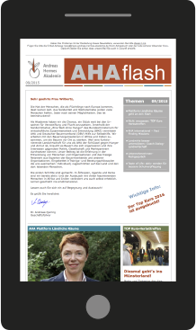 Foto aha newsletter 2